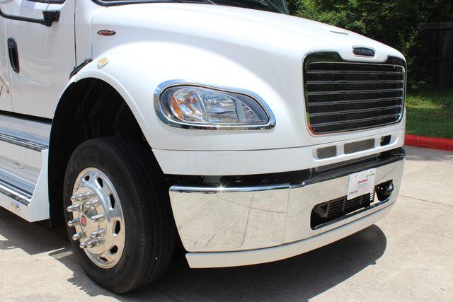 2014 Freightliner M2 106 SPORTCHASSIS RHA 114 Luxury Ranch Hauler CONROE, TX 3