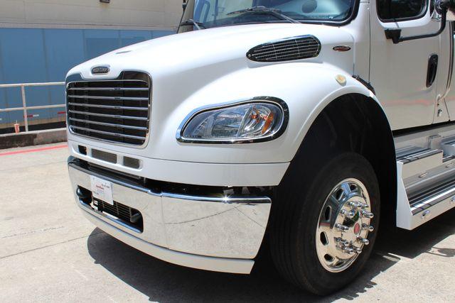 2014 Freightliner M2 106 SPORTCHASSIS RHA 114 Luxury Ranch Hauler CONROE, TX 5