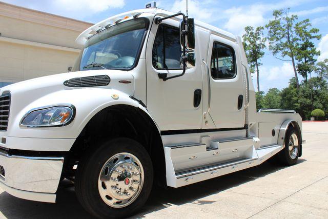 2014 Freightliner M2 106 SPORTCHASSIS RHA 114 Luxury Ranch Hauler CONROE, TX 6