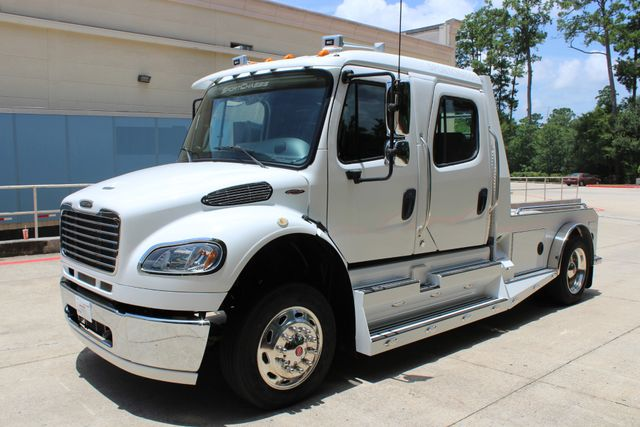 2014 Freightliner M2 106 SPORTCHASSIS RHA 114 Luxury Ranch Hauler CONROE, TX 7