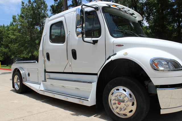 2014 Freightliner M2 106 Sport SportChassis RHA 114 Luxury Ranch Hauler CONROE, TX 2