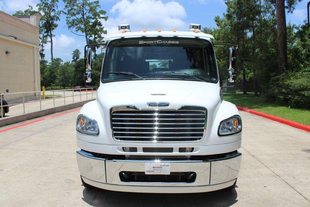 2014 Freightliner M2 106 Sport SportChassis RHA 114 Luxury Ranch Hauler CONROE, TX 4