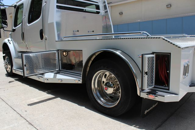2014 Freightliner M2 106 SPORT SPORTCHASSIS RHA 114 Luxury Ranch Hauler CONROE, TX 12