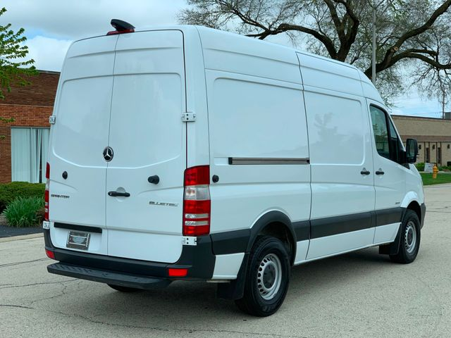 2014 Freightliner Sprinter Cargo Vans Chicago, Illinois 2