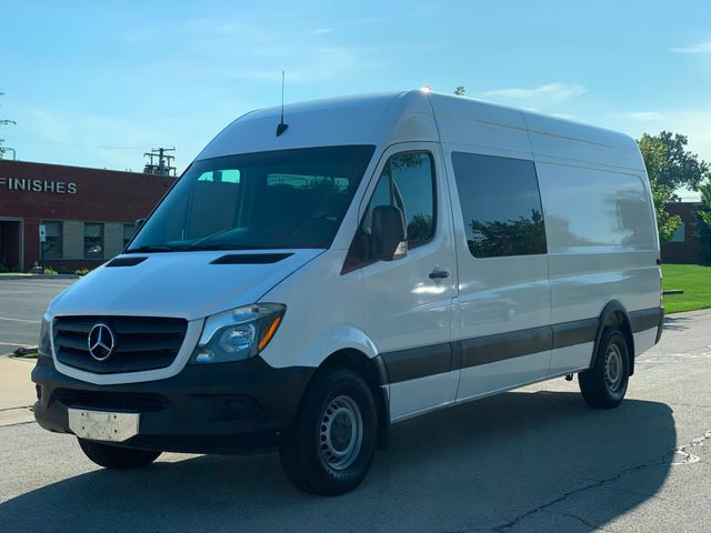 2014 Freightliner Sprinter Passenger Vans Chicago, Illinois 1