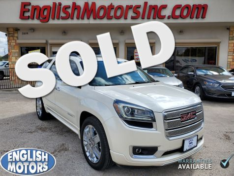 2014 GMC Acadia Denali in Brownsville, TX