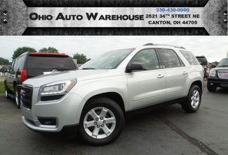 2014 GMC Acadia SLE 3rd Row V6 1-Owner Clean Carfax We Finance   Canton, Ohio   Ohio Auto Warehouse LLC in Canton Ohio