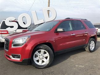 2014 GMC Acadia SLE-2 AWD Tv/DVD 1-Own Cln Carfax We Finance | Canton, Ohio | Ohio Auto Warehouse LLC in Canton Ohio