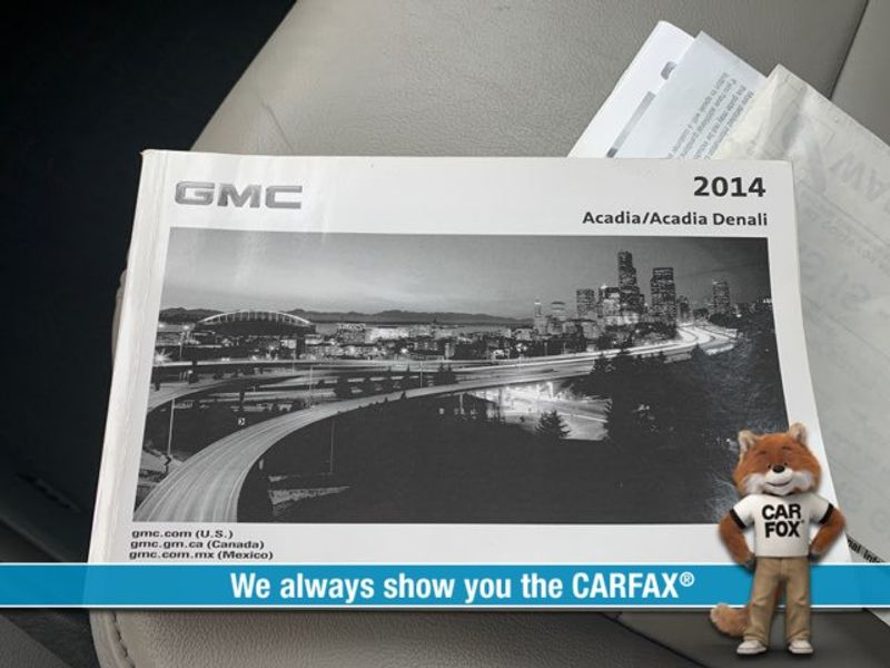 2014 GMC Acadia SLT  city MT  Bleskin Motor Company   in Great Falls, MT