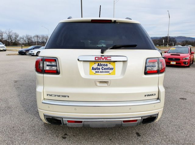 2014 GMC Acadia Denali AWD w/DVD in Louisville, TN 37777