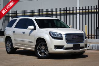 2014 GMC Acadia Denali*Loaded*Nav*Bu cam* DVD* | Plano, TX | Carrick's Autos in Plano TX