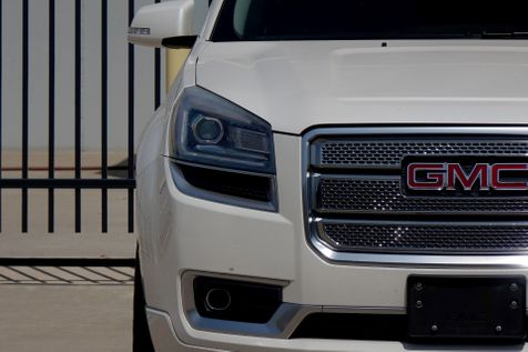 2014 GMC Acadia Denali*Loaded*Nav*Bu cam* DVD* | Plano, TX | Carrick's Autos in Plano, TX