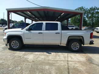 2014 Gmc Crew Cab 4x4 Sierra 1500 Houston, Mississippi 2