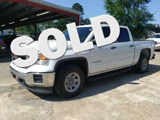 2014 Gmc Crew Cab 4x4 Sierra 1500 Houston, Mississippi