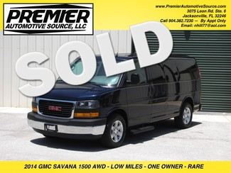 2014 GMC Savana Passenger AWD 1LT Jacksonville , FL