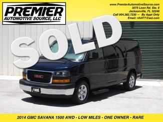 2014 GMC Savana Passenger AWD 1LT in Jacksonville , FL 32246