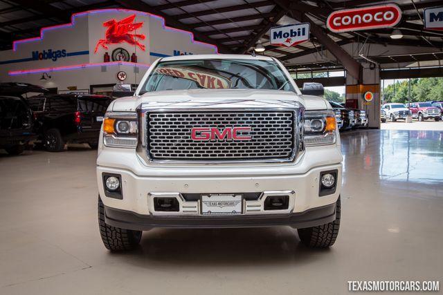 2014 GMC Sierra 1500 Denali 4X4 in Addison Texas, 75001