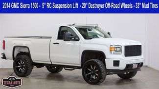 "2014 GMC Sierra 1500 ""- 5"""" RC Suspension Lift"" in Dallas, TX 75001"