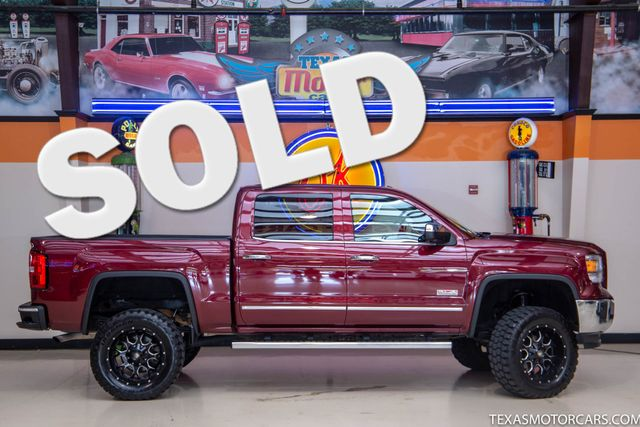 2014 GMC Sierra 1500 SLE 4x4 in Addison, Texas 75001