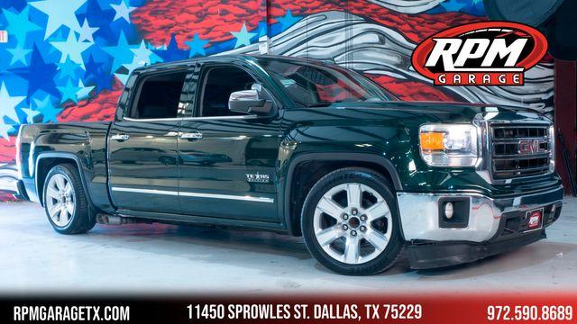 2014 GMC Sierra 1500 SLE Lowered in Dallas, TX 75229
