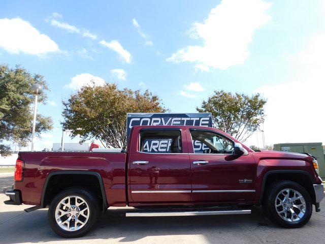 2014 GMC Sierra 1500 SLT Texas Edition, Auto, NAV, Chrome Wheels 43k in Dallas, Texas 75220