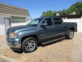 2014 GMC Sierra 1500 Crew Cab SLT in Fort Collins, CO 80524