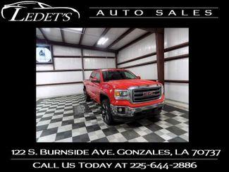 2014 GMC Sierra 1500 SLE - Ledet's Auto Sales Gonzales_state_zip in Gonzales
