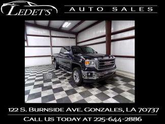 2014 GMC Sierra 1500 SLT - Ledet's Auto Sales Gonzales_state_zip in Gonzales