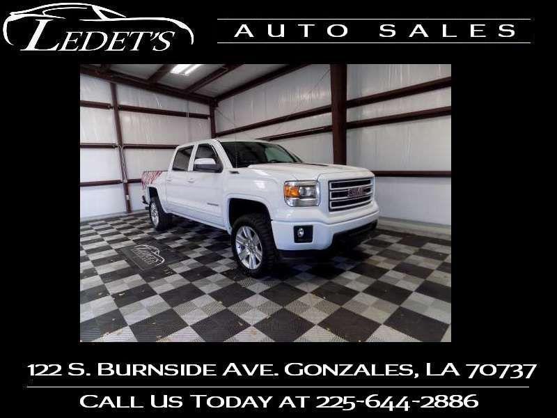 2014 GMC Sierra 1500 SLE - Ledet's Auto Sales Gonzales_state_zip in Gonzales Louisiana