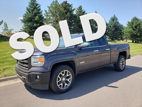 2014 GMC Sierra 1500 4WD Double Cab SLT in Great Falls, MT