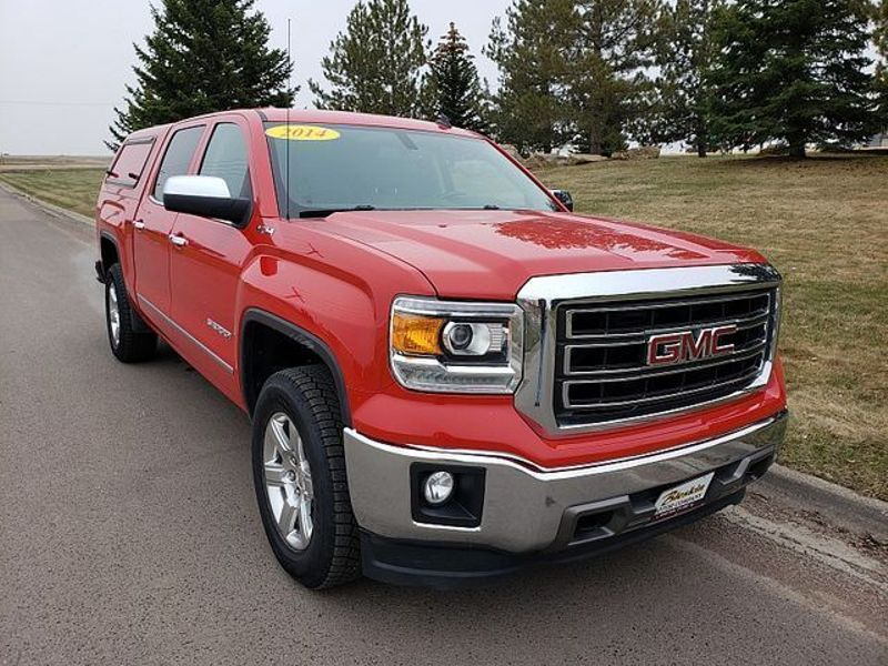 2014 GMC Sierra 1500 SLT  city MT  Bleskin Motor Company   in Great Falls, MT