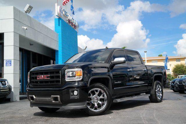 2014 GMC Sierra 1500 SLT Hialeah, Florida