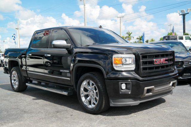 2014 GMC Sierra 1500 SLT Hialeah, Florida 2