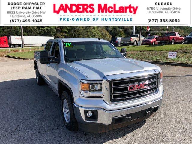 2014 GMC Sierra 1500 SLE | Huntsville, Alabama | Landers Mclarty DCJ & Subaru in  Alabama
