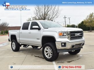 2014 GMC Sierra 1500 SLT LIFT/CUSTOM WHEELS AND TIRES in McKinney, Texas 75070