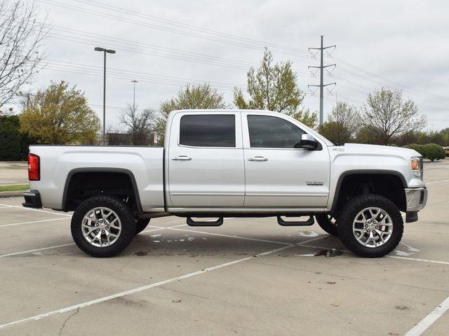 2014 GMC Sierra 1500 SLT LIFT/CUSTOM WHEELS AND TIRES in McKinney, Texas 75070