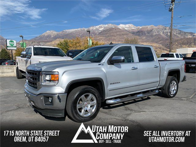 2014 GMC Sierra 1500 SLT in , Utah 84057