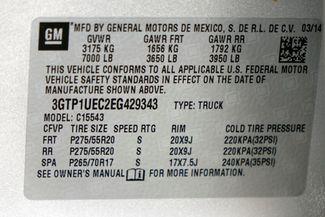 2014 GMC Sierra 1500 Texas Edition * 20's * 5.3 * BU CAM * Remote Start Plano, Texas 46