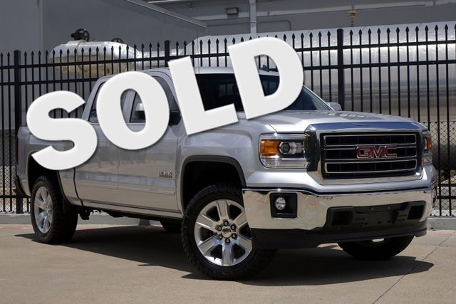 2014 GMC Sierra 1500 Texas Edition * 20's * 5.3 * BU CAM * Remote Start Plano, Texas