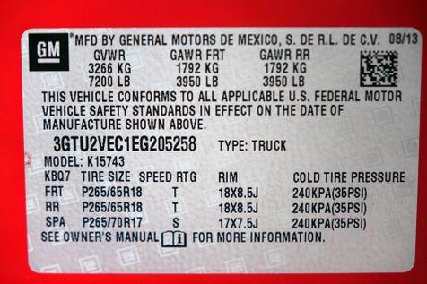 2014 GMC Sierra 1500 SLT* Leather*4x4* Crew*    Plano, TX   Carrick's Autos in Plano, TX