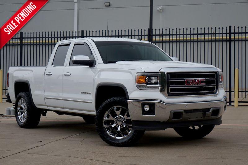 2014 GMC Sierra 1500 SLT*Nav*BU Cam*Leather*2WD* | Plano, TX | Carrick's Autos in Plano TX