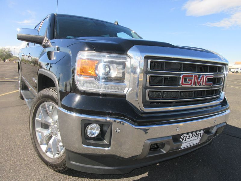 2014 GMC Sierra 1500 Crew Cab 4X4 SLT  Fultons Used Cars Inc  in , Colorado