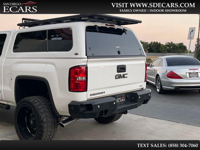 2014 GMC Sierra 1500 SLT in San Diego, CA 92126