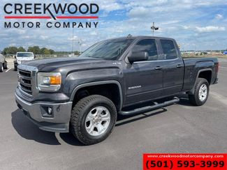 2014 GMC Sierra 1500 SLE 4X4 5.3L New Tires Chrome Financing Leveled in Searcy, AR 72143