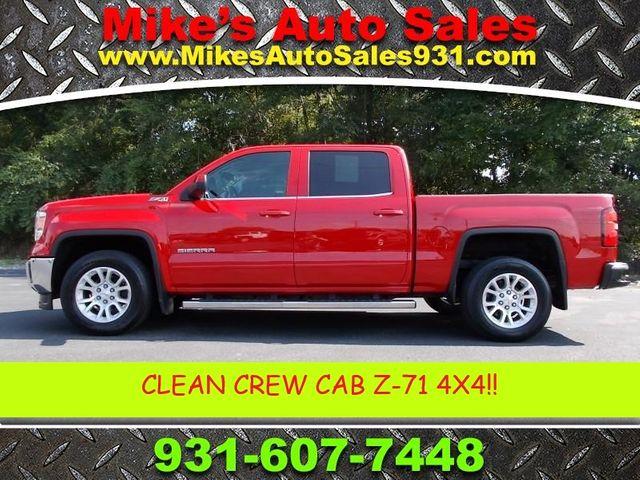 2014 GMC Sierra 1500 SLE Shelbyville, TN
