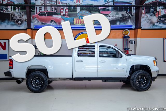 2014 GMC Sierra 2500HD SLT 4x4 in Addison, Texas 75001