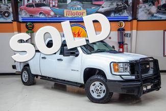 2014 GMC Sierra 2500HD Work Truck 4x4 in Addison, Texas 75001