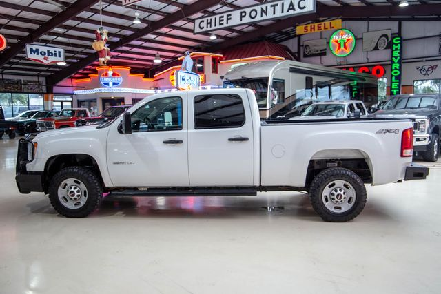2014 GMC Sierra 2500HD Work Truck 4x4 in Addison, Texas 75001