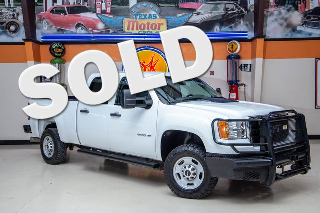 2014 GMC Sierra 2500HD Work Truck 4x4