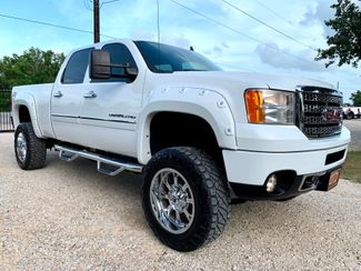 2014 GMC Sierra 2500HD Denali Crew Cab Z71 4x4 6.6L Duramax Diesel Auto Lifted in Sealy, Texas 77474